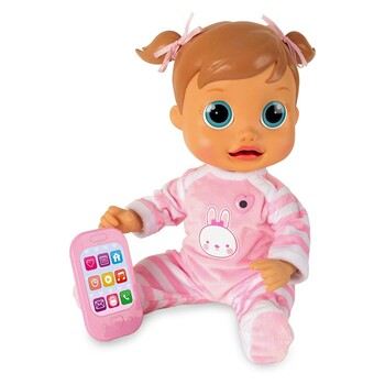 Panenka IMC Toys Baby Wow - Emma