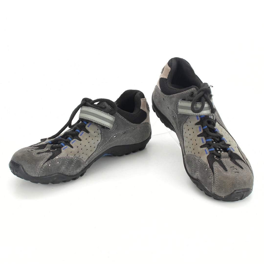 Cyklistická obuv specialized Taho šedé