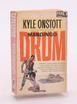 Kniha Kyle Onstott: Drum