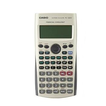 Finanční kalkulačka Casio FC100 V
