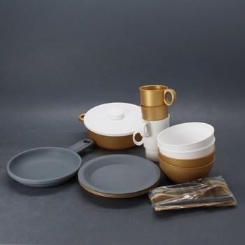 Kuchyňské nádobí sada KidKraft 63532