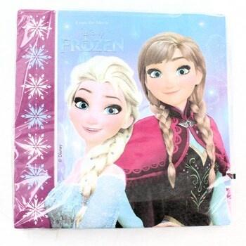 Dětské ubrousky Procos Frozen 20ks