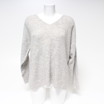 Dámský svetřík Vero Moda šedý L