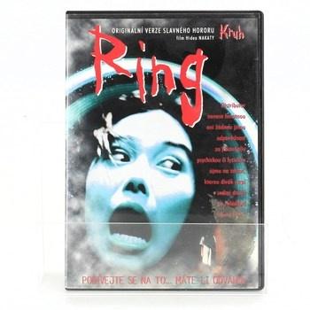 DVD film Ring- Kruh Horor