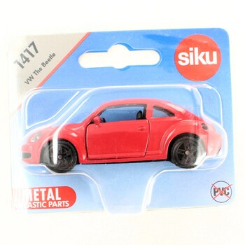 Model auta Siku 1417 VW Beetle