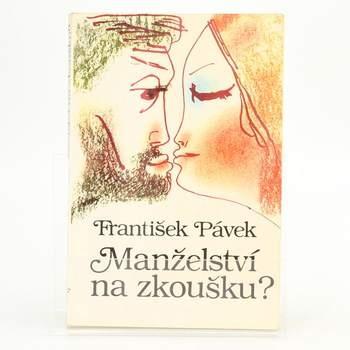 Kniha Manželství na zkoušku?