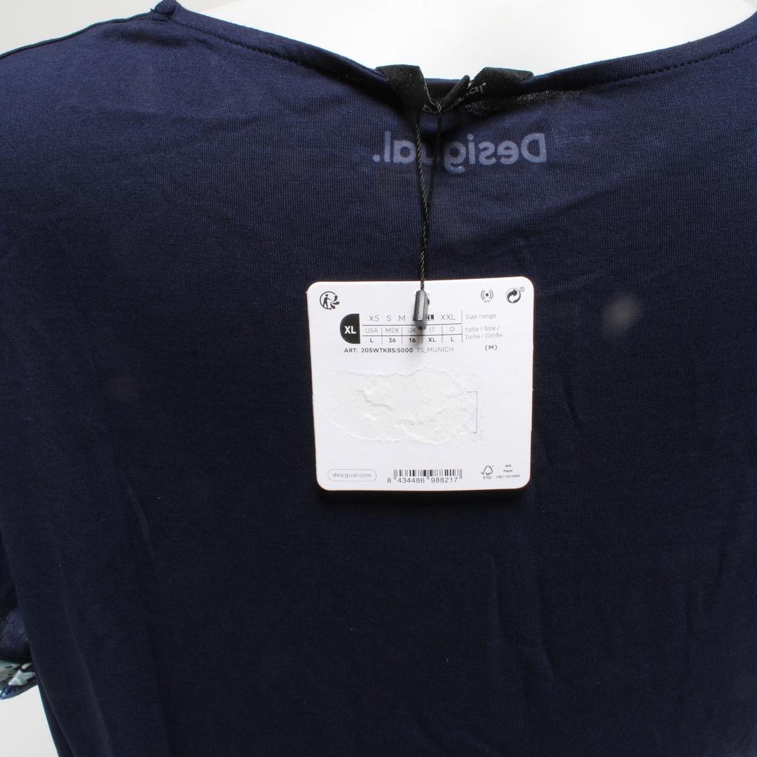 Dámské tričko Desigual 20SWTKBS