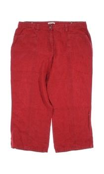 Dámské plátěné kalhoty Vittoria Verani