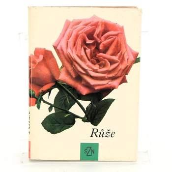Kniha Ludvík Večeřa: Růže