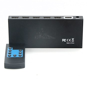 Přepínač AmazonBasics AZSW5T1A-4K2K