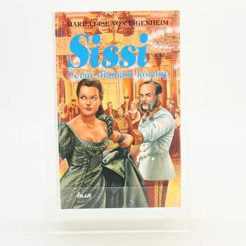 Kniha Sissi VII.dí l- Černý diamant koruny