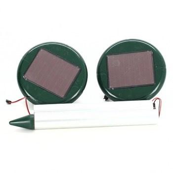 Solární ultrazvukový odpuzovač krtků Foraer