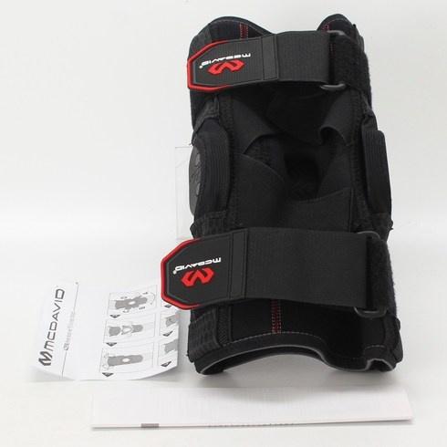 Ortéza na koleno Mcdavid velikost L černá