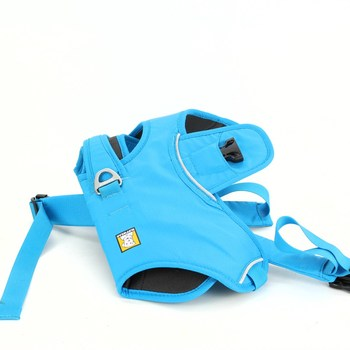 Postroj pro psa Ruffwear - modrý
