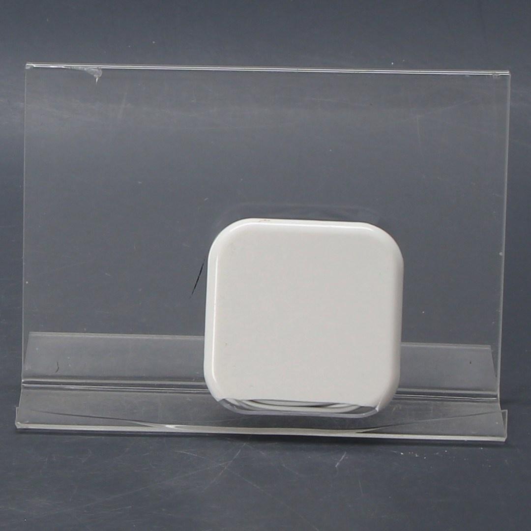 Sluchátka špuntová bílá
