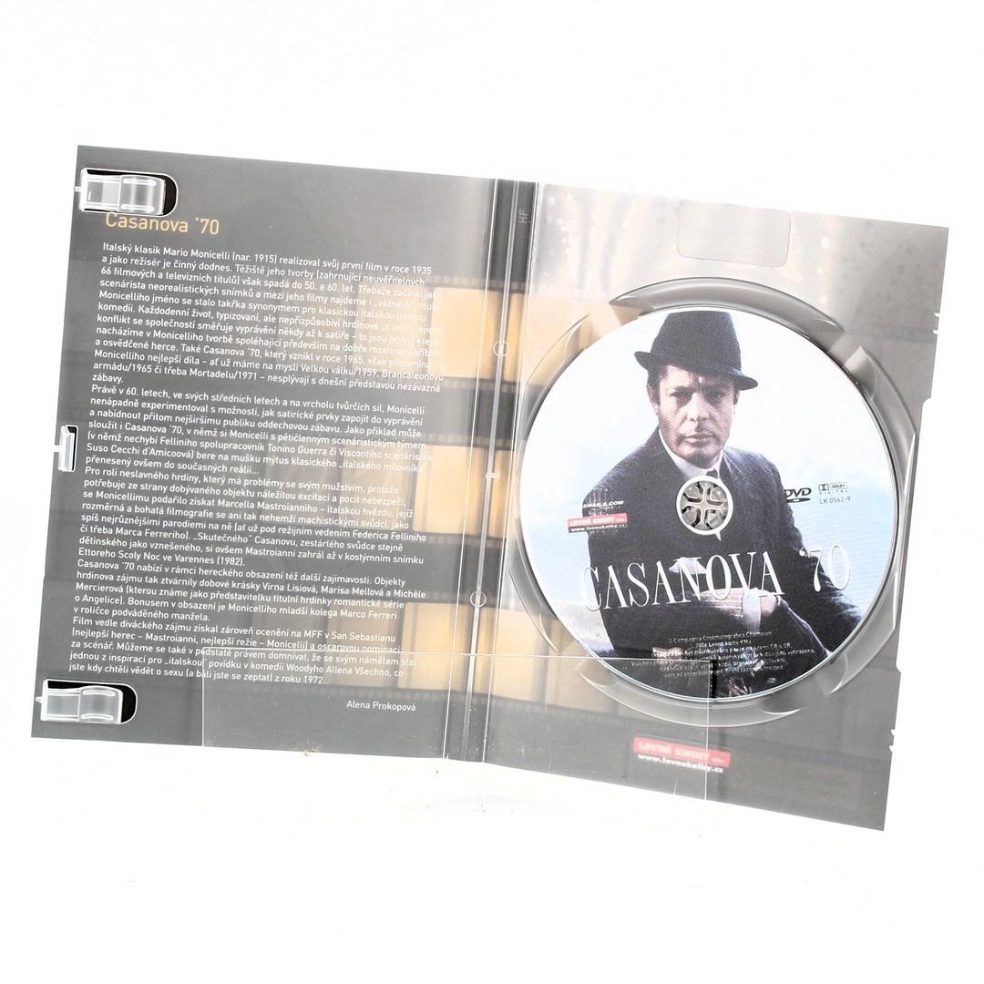 DVD Casanova 70