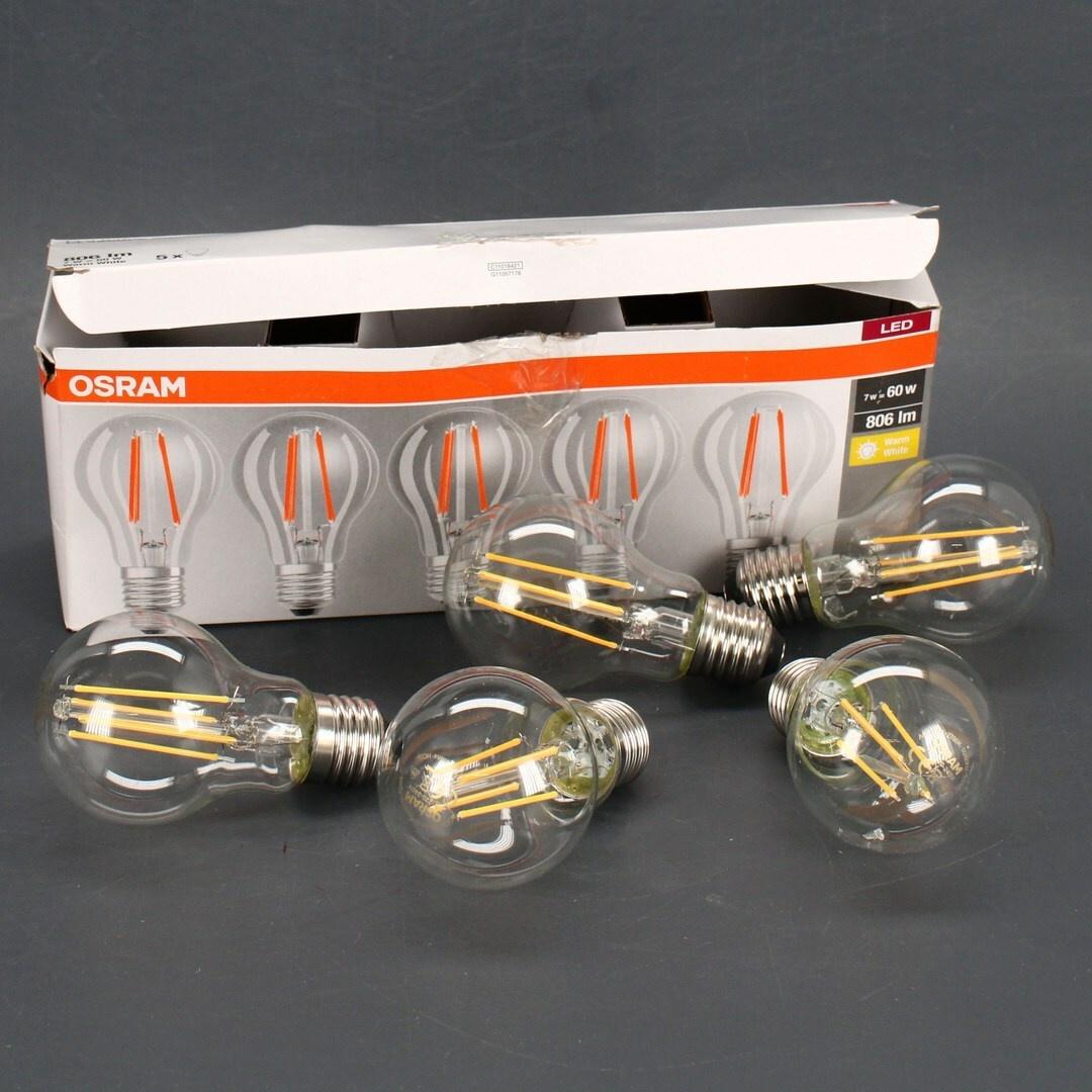 Sada LED žárovek Osram Warm White