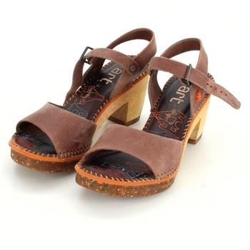 28cb1e94253 Dámské sandále Art na vyšší platformě