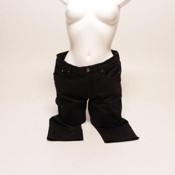Dámské 3/4 kalhoty s.Oliver černé vel. 42