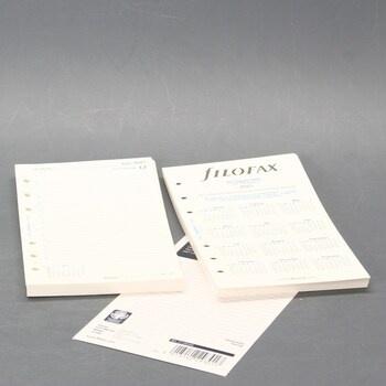 Listy do diáře Filofax DEU kalendář 21-68446