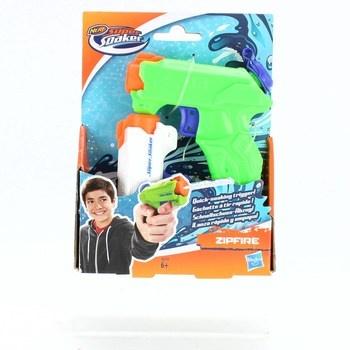 Pistole Hasbro NERF Super Soaker ZIPFIRE 2ks