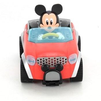 Auto na ovládání IMC Toys Myšák Mickey