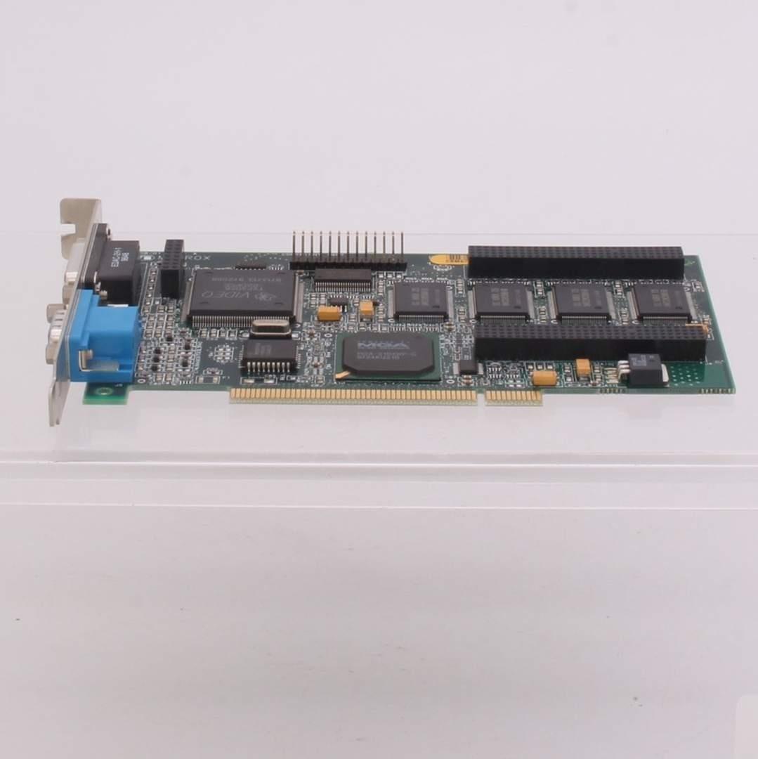 Matrox 4MB PCI-karta MIL2P/4