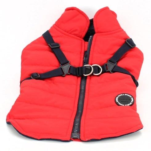 Obleček pro psa Puppia PAPD-VT1366-RD-XL red