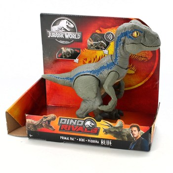 Dinosaurus Jurassic World Primal Pal Blue