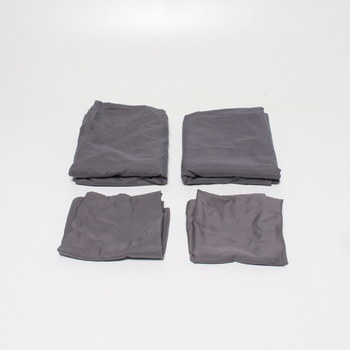 Sada ložního prádla Ruikasi šedé