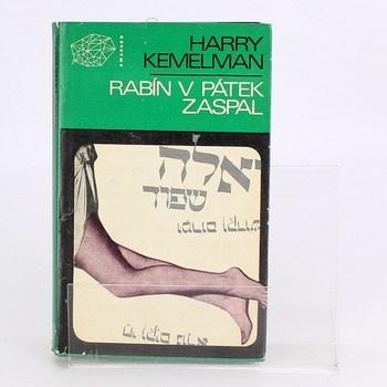 Kniha Harry Kemelman: Rabín v pátek zaspal