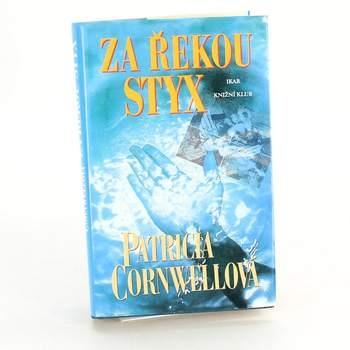 Kniha Za řekou Styx Patricia Cornwellová