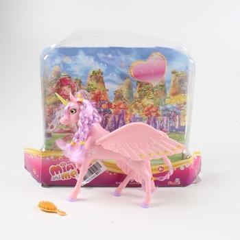 Koník Simba Kyara růžové barvy
