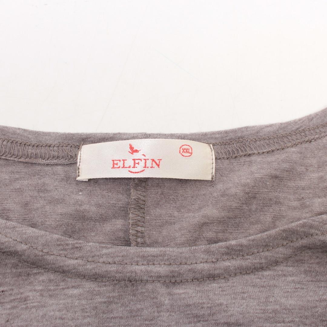 Klasické pánské tričko Elfin