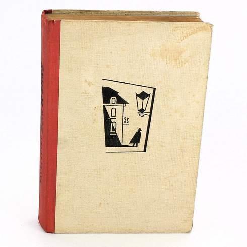Kniha Dům ve stínu Pavel Kutný