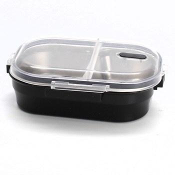 Obědový box OldPAPA černý