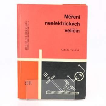 Kniha Měření neelektrických veličin