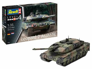 Model tanku Leopard 2 A6/A6NL Revell 03281