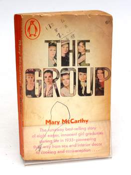 Kniha Mary McCarthy: The Group
