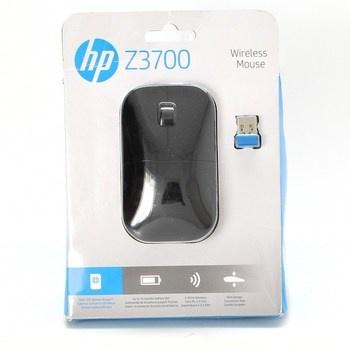 Bezdrátová myš HP Z3700 černá