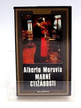 Kniha Alberto Moravia: Marné ctižádosti