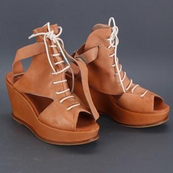 Dámské sandále Find s páskem přes kotník