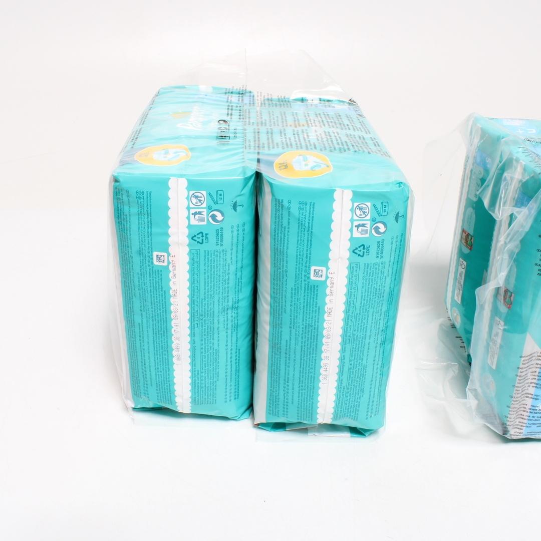 Dětské pleny Pampers až 132 kusů