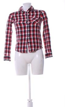 Dámská kostkovaná košile Terranova