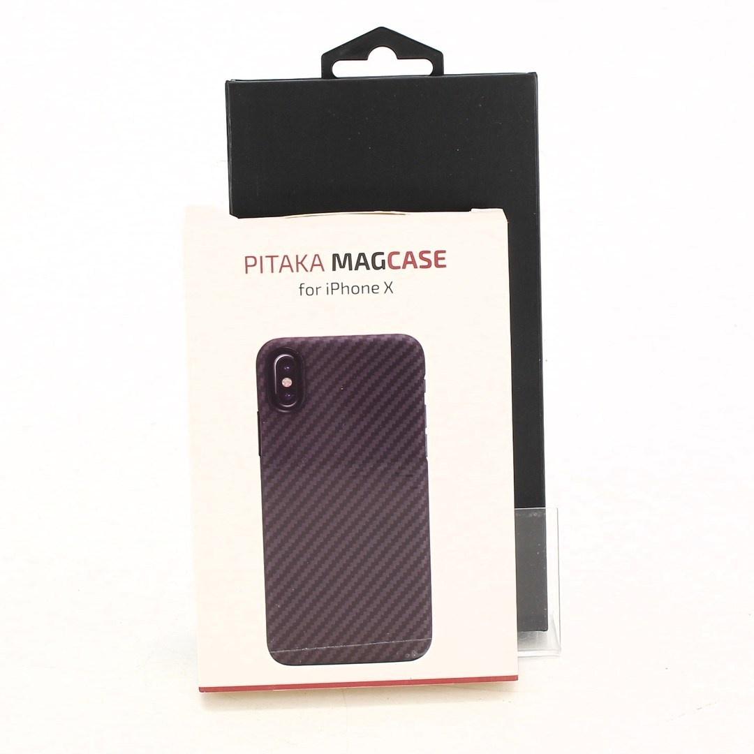 Zadní kryt pro iPhone X Pitaka Mag