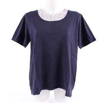 546e1cb0834 Dámské tričko Janina fialové