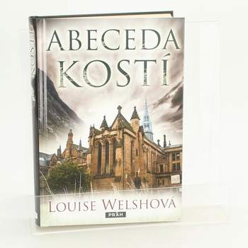 Kniha Abeceda kostí Louise Welshová