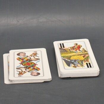 Karetní hra Piatnik 1909 Tarot