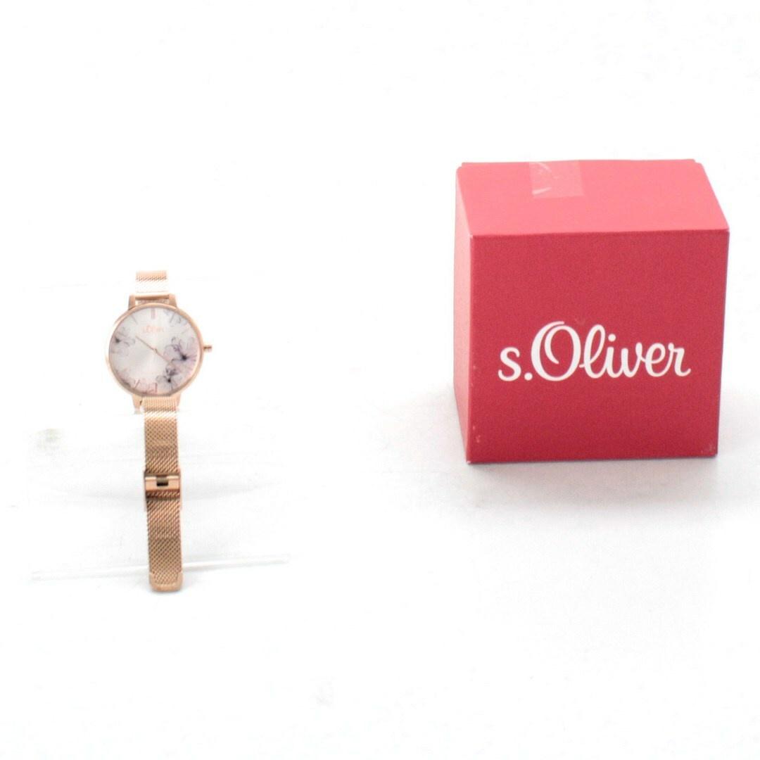 Dámské hodinky s.Oliver 3524W5472