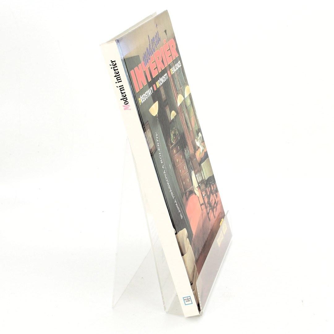 Kniha Moderní interiér